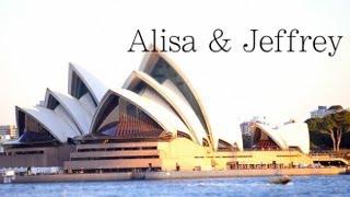 Jewish Wedding Highlights Video | Sydney, Luna Park