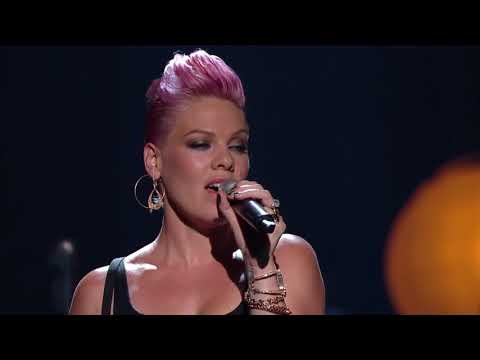 P!nk & Nate Ruess - Just Give Me A Reason (Live)