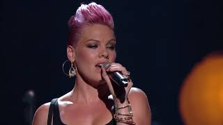 P!nk & Nate Ruess   Just Give Me A Reason (Live)