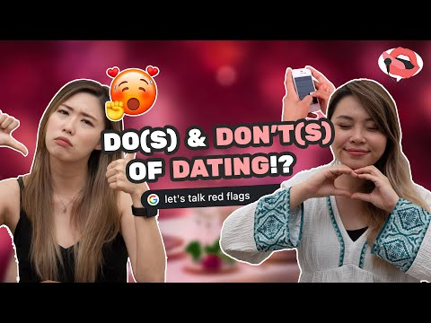 Is it Okay to Hookup on The First Date!? First Date Red Flags | The Thirsty Sisters #52