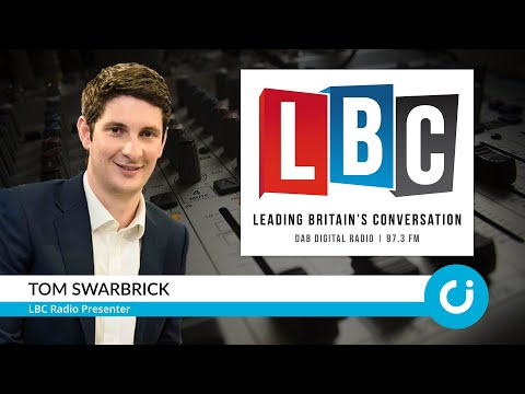 JK Rowling's comments on biological sex discussed on LBC