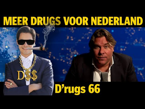 Jensen, meer drugs voor Nederland