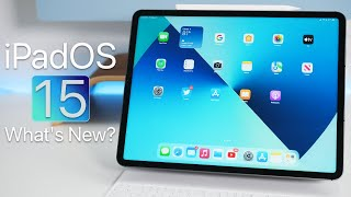 iPadOS 15 is Out! - What's New?