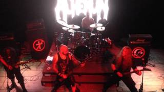 "Acheron - ""The Entity"" @ The Pandora's Box"