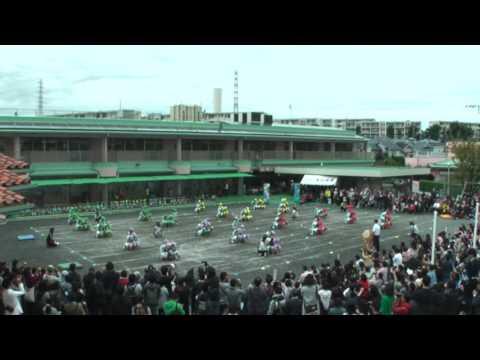 高ヶ坂幼稚園 平成28年度 運動会 年長組 組体操