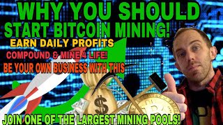 GET PAID IN BITCOIN CASH MINING BITCOIN EVERYDAY - MAKE THIS YOUR BUSINESS MINING BITCOIN! BITCLUB!