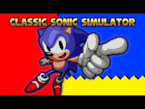 Classic Sonic Simulator V9 Roblox