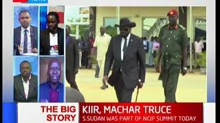South Sudan factions sign peace deal | The Big Story