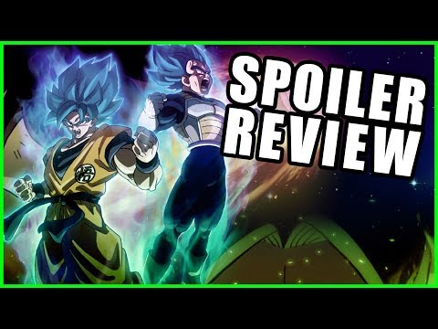 SPOILERS! Dragonball Super: Broly MOVIE REVIEW | MasakoX