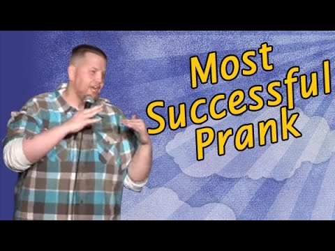 Comedy Time - Most Successful Prank (Stand Up Comedy)