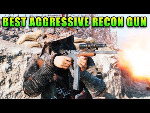 Automatic Recon Weapon! - New Trench Carbine | Battlefield V