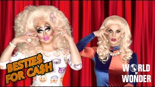 Download Video Katya Zamo & Trixie Mattel - Bestie$ for Ca$h MP3 3GP MP4