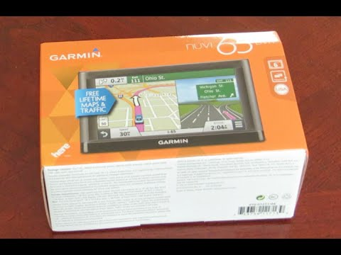 Unboxing Video Review Garmin nuvi 65LMT 6″ GPS