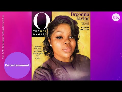 Breonna Taylor featured on the cover of Oprah Winfrey's magazine | USA TODAY Entertainment