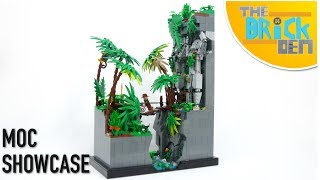 LEGO Indiana Jones Jungle Temple MOC-MOC SHOWCASE