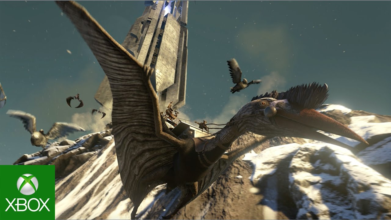 Video forARK: Survival Evolved Is Headed to Xbox Game Preview