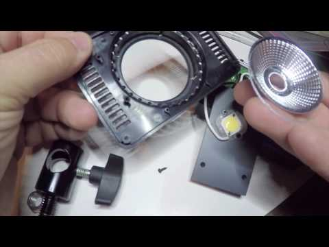 Andoer sc-406 video light : gear review, ramble and rigjob