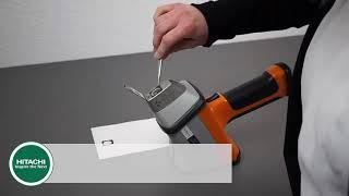 X MET8000 HITACHI - Πως να αλλάξετε το Window του Φασματογράφου σας