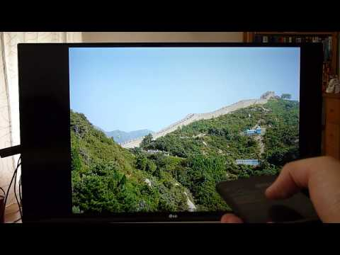 Video of Photo Pointer (Tech Demo)