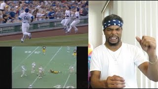 The Luckiest Plays in Sports History | Part 1 Reaction!!