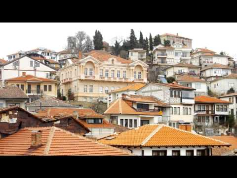 Охрид, Македония - Охрид, Македонија