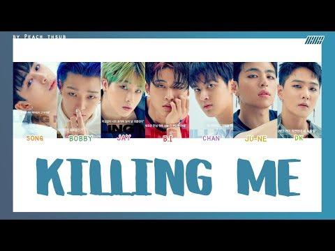 [COLOR CODED/THAISUB] iKON - Killing Me #พีชซับไทย