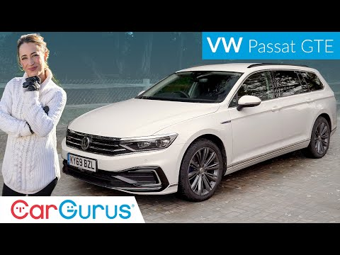 Volkswagen Passat GTE (2020) review: Jack of all trades, but a master of any? | CarGurus UK