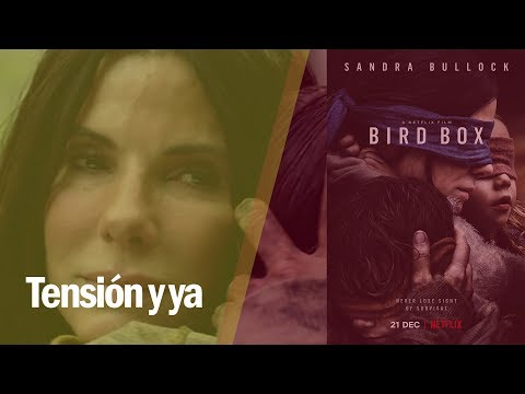 #CineMúsicaYAlgoMás | Bird Box: A ciegas