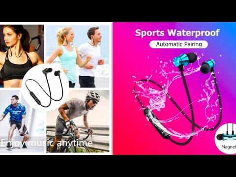 Bluetooth наушники с сайта алиэкспресс / Bluetooth headphones from aliexpress website