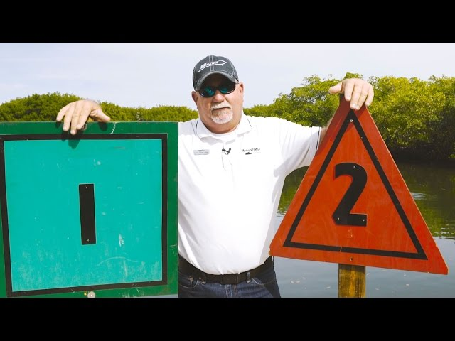 Boating Tips Episode 8: Understanding Channel Markers