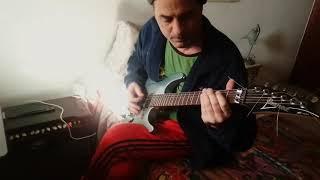 Video Haciendo pruebas 3 (tocando de espaldas), Rock Metal