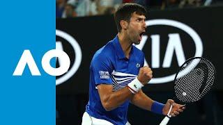 Final game: Djokovic enters the history books (Final) | Australian Open 2019