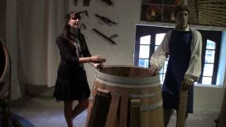 preview picture of video 'Baron Otard Visiting Tour, Cognac, France, 2011, HD 1080p'