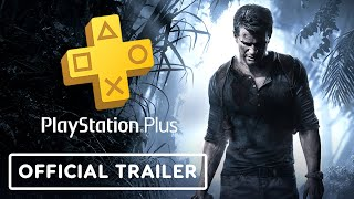 PS Plus Free Games - Official April 2020 Trailer (Uncharted 4 & DiRT Rally 2.0)