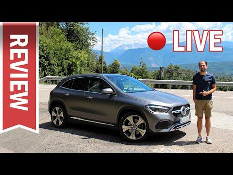 Mercedes GLA 220d im Live Test: Innenraum, Motor, Assistenz, Verbrauch (2)