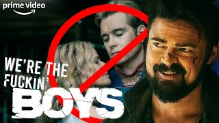 Billy Butcher: Who are The F*ckin Boys? | The Boys | Prime Video
