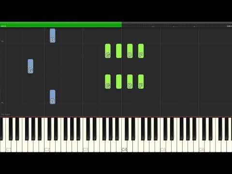Liza Minnelli - Mein Herr (from Cabaret) - Piano Cover Tutorials - Karaoke