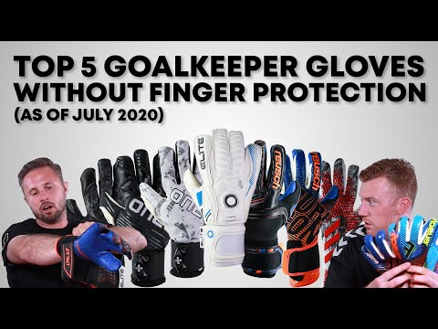Top 5 Goalkeeper Gloves Without Finger Protection of 2020 (so far)