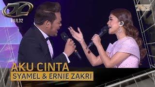 #AJL32 | Syamel & Ernie Zakri | Aku Cinta