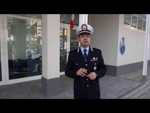 ALASSIO : FRANCESCO PARRELLA COMANDANTE DELLA POLIZIA MUNICIPALE