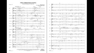 The Christmas Song (Chestnuts Roasting on an Open Fire) arr. Johnnie Vinson