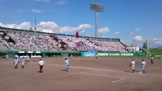 滝川西高校 全校応援(HD)