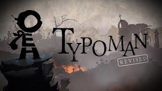 The Award-winning Typoman Launches on Nintendo Switch!