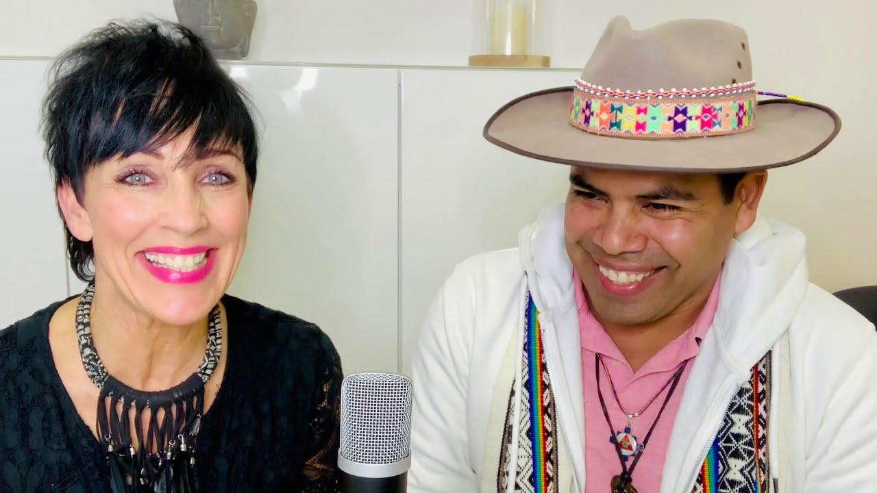ZURÜCK ZUM URSPRUNG...Interview mit Inka Schamane Segismundo Zamora Florez