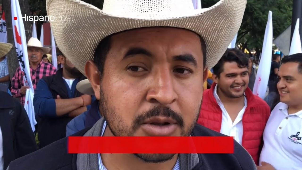 La voz de los campesinos mexicanos grita contra el Tratado de Libre Comercio