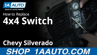 4 Wheel Drive Switch Need Replacing?