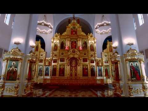 В пушкинских горах церкви
