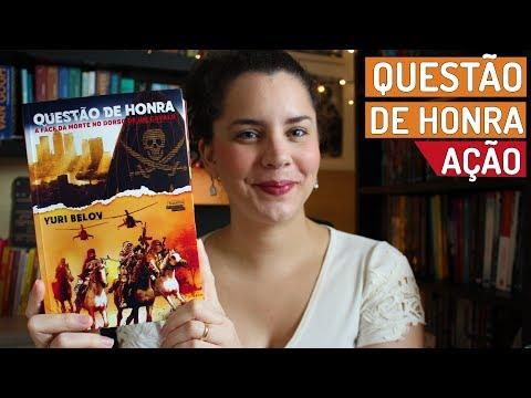 QUESTÃO DE HONRA (Thriller de ação e espionagem)   BOOK ADDICT