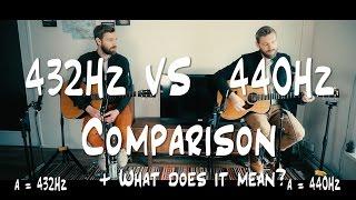 The Ultimate 432Hz VS 440Hz | CONSPIRACY + Comparison