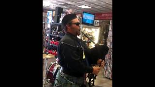 Bagpipe Dude in Family Pawn
